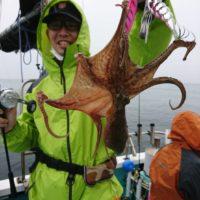 三重県|6月6日 タコ乗合船