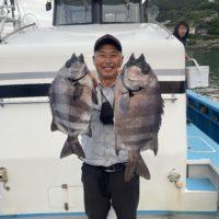 三重県|イシダイ釣り