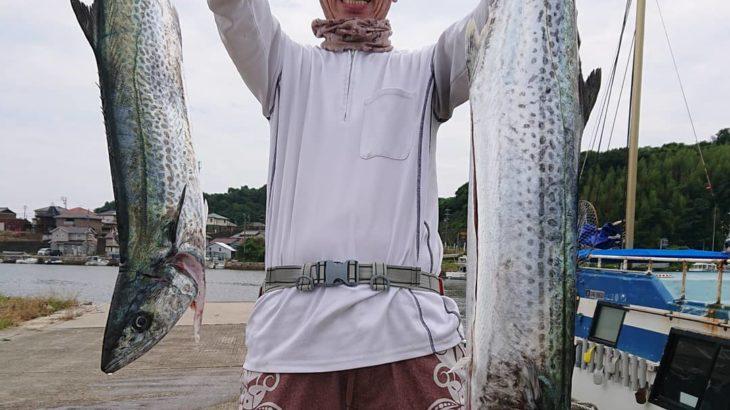 愛知県|6月22日 サワラの活性高く⤴️