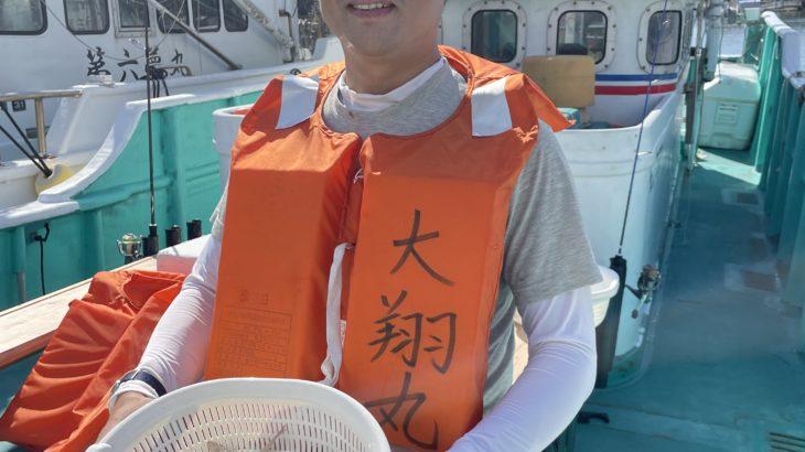 三重県|津大翔丸 只今キス釣り爆釣り中