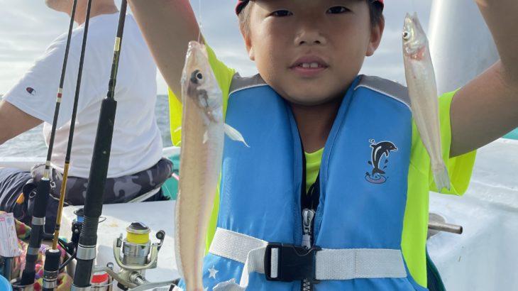三重県|津港発 大翔丸 只今、キス釣り爆釣り中