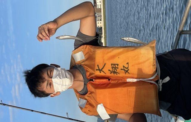 三重県|津大翔丸 キス釣りまだまだ釣れますよ〜