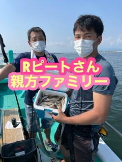 三重県|津港大翔丸 キス釣りまだまだ釣れちゃう