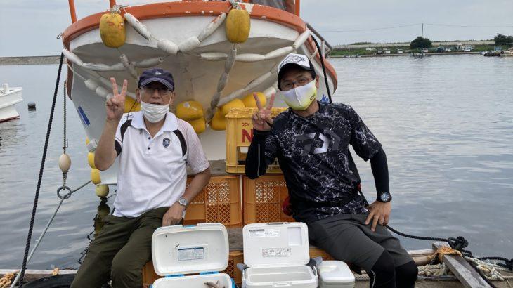 三重県 香良洲りき丸 楽しむ釣りへ