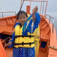 三重県|船でキス釣り