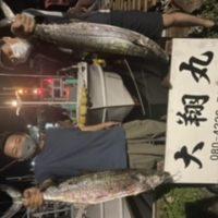 三重県|津大翔丸 連日サワラGET