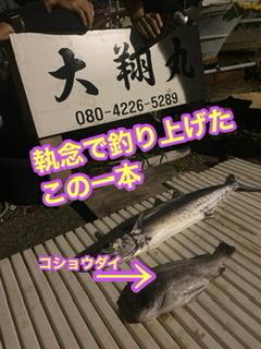 三重県|津大翔丸の執念のサワラキャスティング