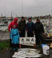 三重県|爆釣り津大翔丸 ハマチサワラのコラボ