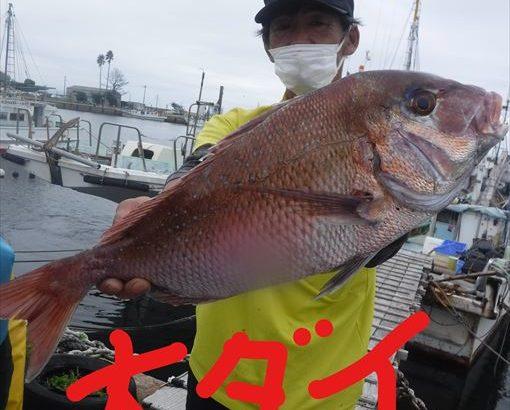 愛知県|ウタセエビのかかり釣り