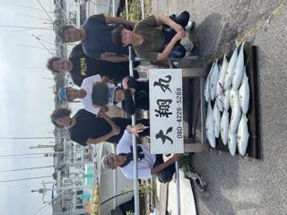 三重県|津大翔丸の青物キャスティングゲーム